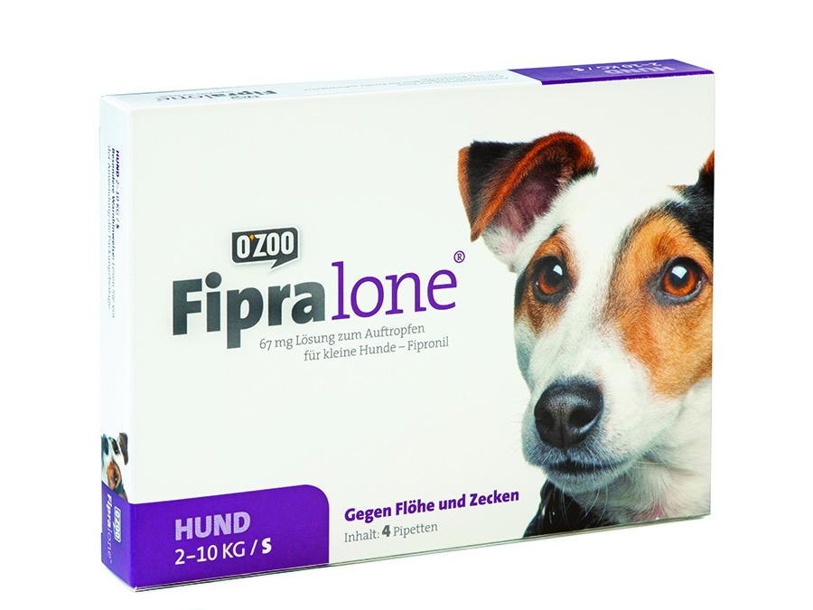 Fipralone für Hunde