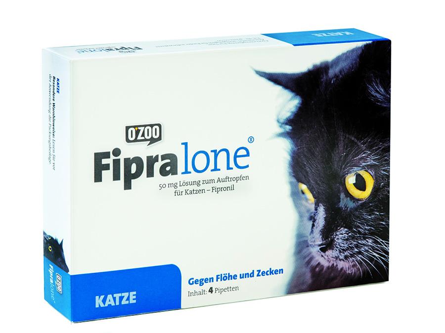Fipralone für Katzen